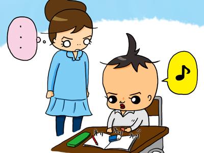 3年生の授業参観5