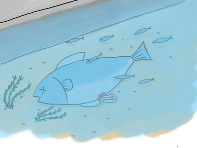 釣った魚にエサはやらん2